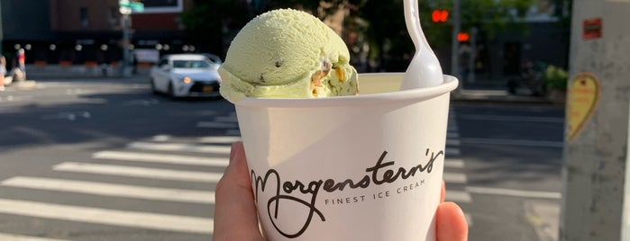 Morgenstern's Finest Ice Cream is one of A.