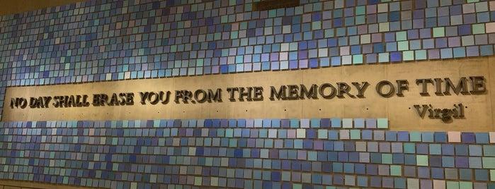 9/11 Museum Auditorium is one of Todo NYC/ around.