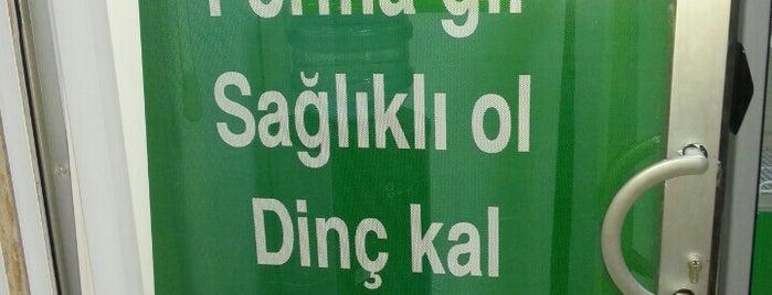 B-Fit Üçkuyular is one of Orte, die Duygu gefallen.
