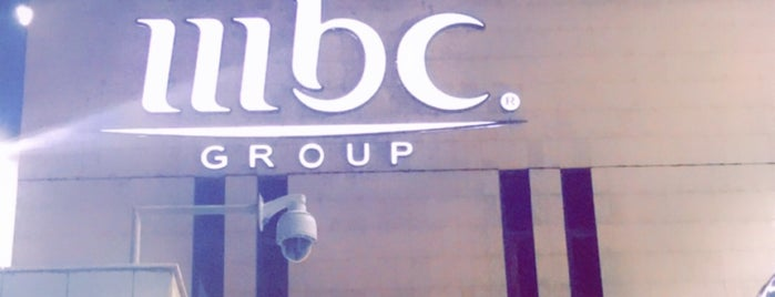 MBC Group is one of Lugares guardados de Yazeed.