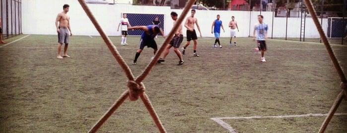 Centro Esportivo Paulo Nunes is one of Cilene Angélica : понравившиеся места.