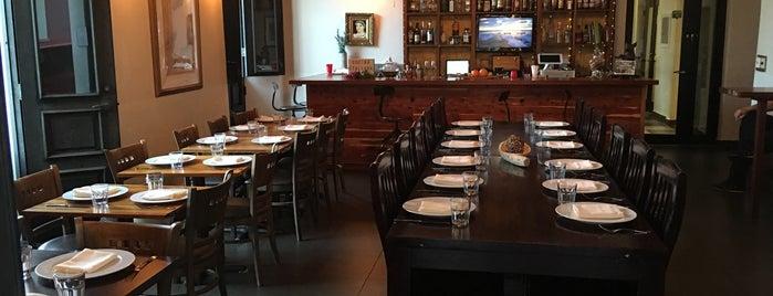 L'Osteria de Decanter is one of Top Restaurants.