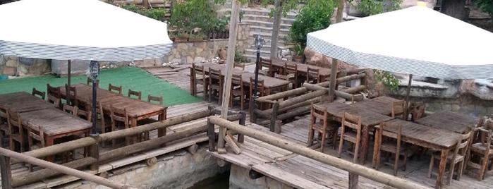 Saklibahce Restaurant is one of Locais curtidos por Mine.