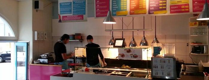 Condesa is one of München's best eats.