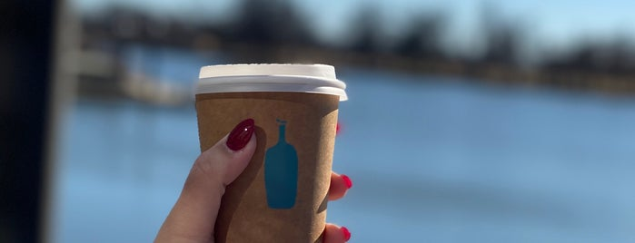Blue Bottle Coffee is one of Washington DC.