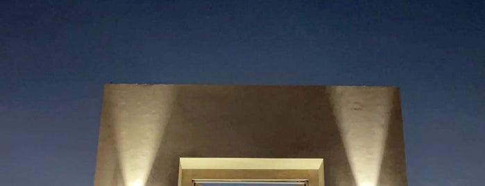 Hanifa Valley is one of Riyadh Outdoors.