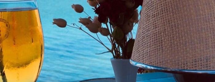 Delfina Restaurant Cafe Bar is one of Locais curtidos por Pavlos.
