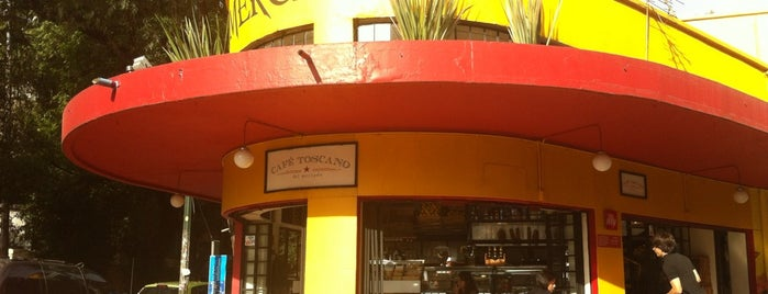 Café Toscano is one of Locais salvos de Siobhan.