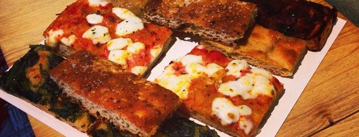 Taglio - La pizza per fetta is one of Torino.