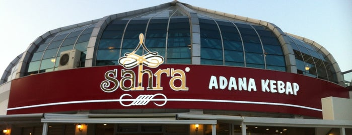 Sahra Adana kebap is one of Locais curtidos por Ömer Faruk.