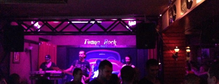Tirana Rock is one of Albania Travel Spots.