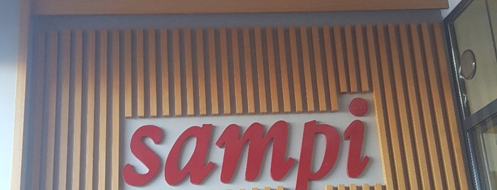 Sampi Pide is one of İstanbul Eateres.