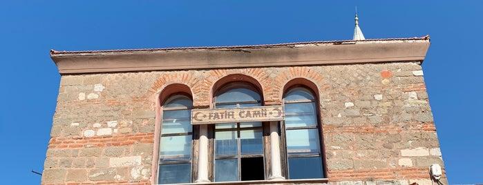 Fatih Camii is one of Locais salvos de Ayse.
