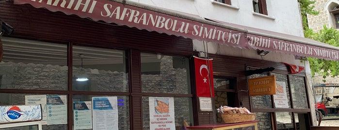 Safranbolu Tarihi Simitçisi is one of Lugares guardados de Aydın.