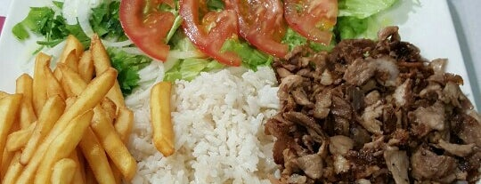 Istanbul Kebab is one of Locais salvos de Arina.