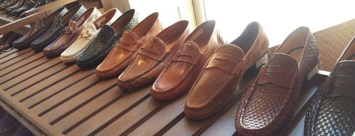 Silvano Lattanzi is one of Men's shoe stores.