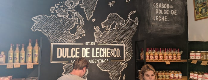 Dulce de Leche & Co. is one of Buenos Aires.