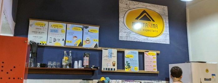 Montañita Cafés Especiais is one of Cris : понравившиеся места.