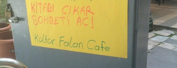 Kültür Falan Cafe is one of Kayseri Mekanlar.