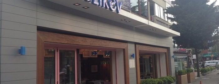 Balıkev Mutfak Etiler is one of Ycard.