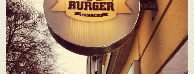 Regal Burger is one of Bratislava must visit.