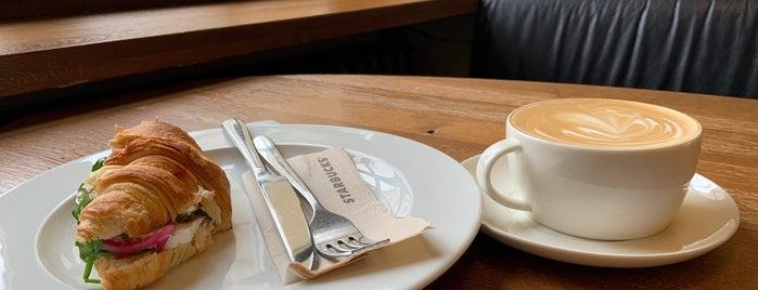 Starbucks is one of Posti che sono piaciuti a Mariia.