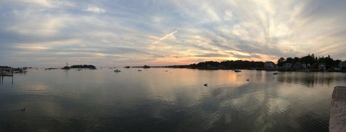 Stony Creek Town Dock & Beach is one of Posti che sono piaciuti a Patrick.