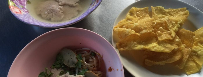 Pa Yao Tomyum Pork Noodle is one of BKK_Noodle House_1.