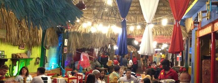 El Conuco is one of Delicias nutritivas de Rep Dom.