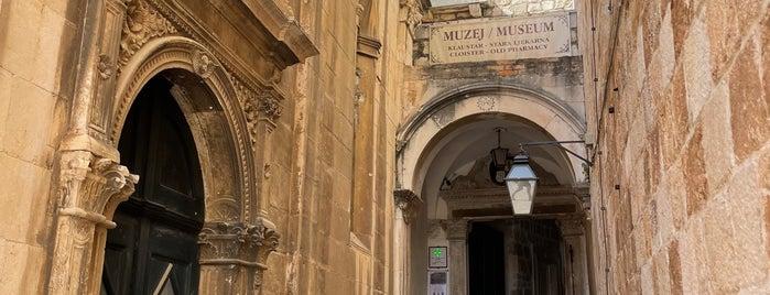 Franjevački Samostan & Muzej (Franciscan Monastery & Museum) is one of Croacia.