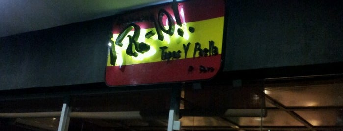 Re-10 is one of restaurantes.