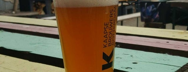 Kaapse Brouwers is one of The Hague / Rotterdam.