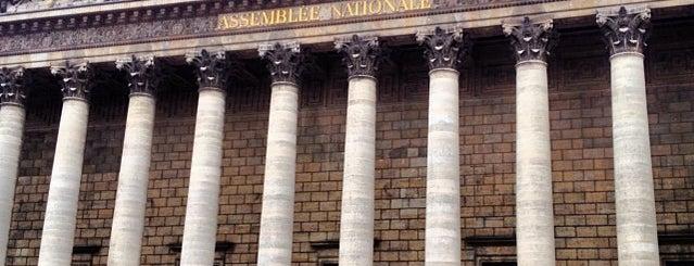 Assemblée Nationale is one of Bienvenue en France !.