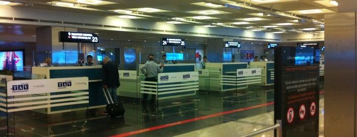 AHL Pasaport Kontrol Büro Amirliği is one of Tempat yang Disukai 🚀€n€$🚀.