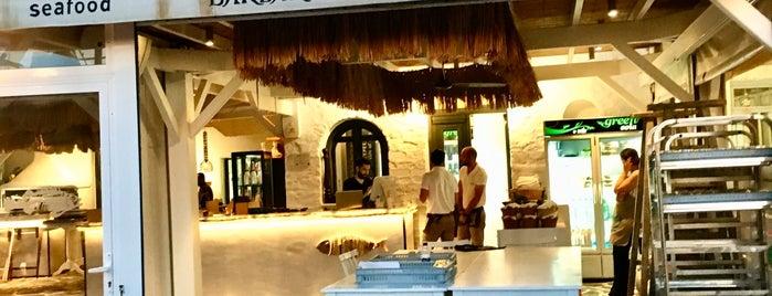 Barbarossa restaurant is one of greece.