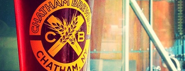 Chatham Brewing is one of Upstate.