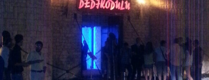Dedikodulu Club is one of Bodrum.