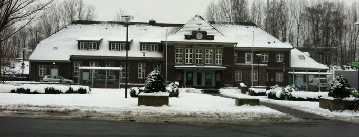 Bahnhof Werne (a. d. Lippe) is one of Bahnhöfe besucht !.