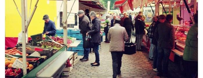 Findorffmarkt is one of Bremen / Deutschland.