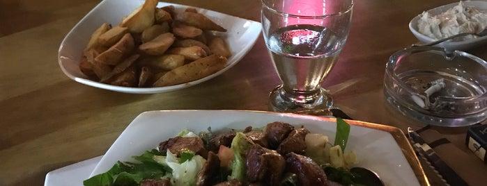 Ethçi Steakhouse is one of Fuat'ın Beğendiği Mekanlar.