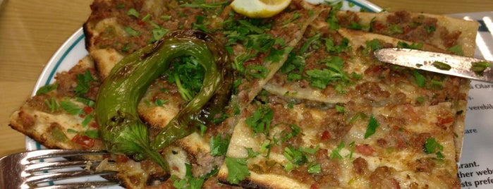 Güvenç Konyalı Etli Ekmek is one of What to Eat in Turkey.