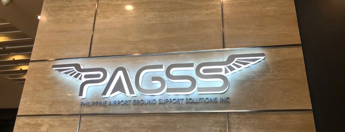 PAGSStop Lounge is one of Locais curtidos por Shank.