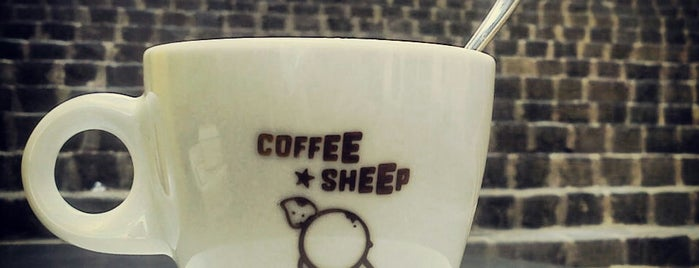 Coffee Sheep is one of #kavomilci.