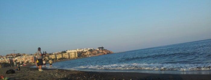 Playa Cala del Moral is one of Lugares favoritos de Tati Pole.