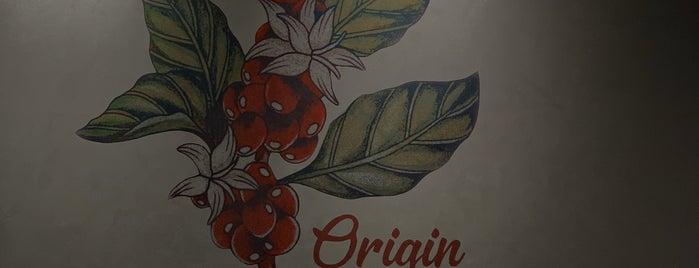 Origin is one of Posti salvati di Queen.