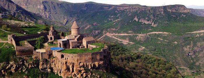 Tatev Monastery | Տաթևի վանք is one of Armenia.