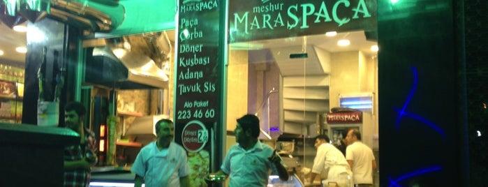 Meşhur Maraş Paça is one of Gurme 님이 좋아한 장소.