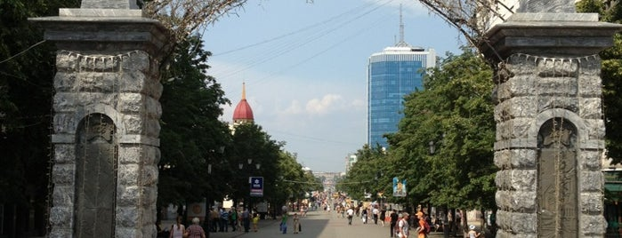 Кировка is one of Posti che sono piaciuti a AE.