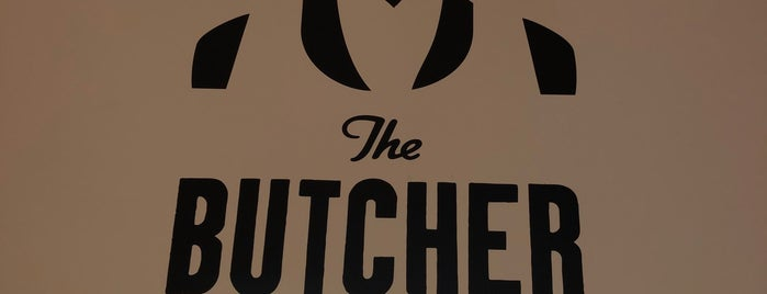 The Butcher is one of AMS.