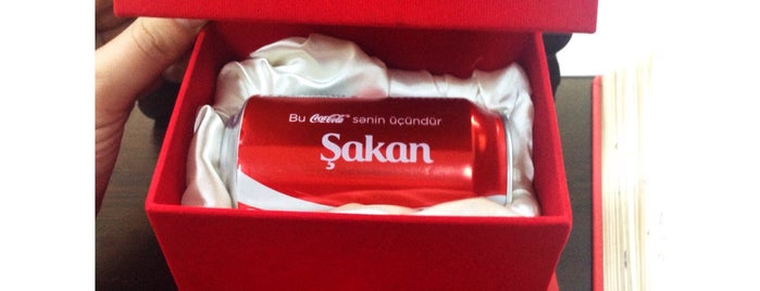 Coca-Cola Azerbaijan is one of visited int..